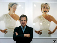 Mario Testino took 15 pictures for Vanity Fair magazine