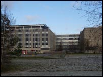 The Karolinska University Hospital, Stockholm