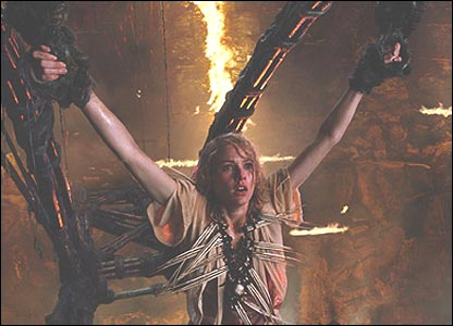 Naomi Watts. As in the previous versions of King Kong, actress Darrow finds ...