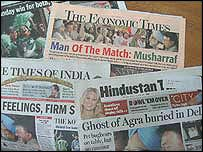 Indian papers