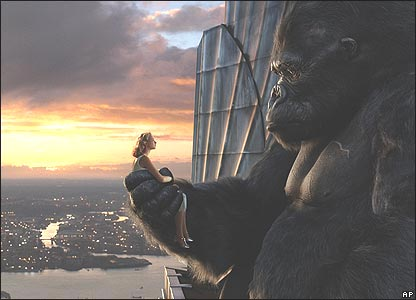 Naomi Watts and King Kong