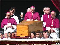 Funeral de Juan Pablo II