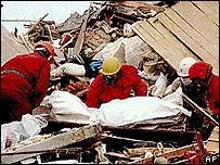 Sakhalin quake