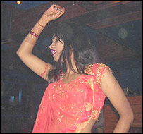 Shabnam, Mumbai dance girl