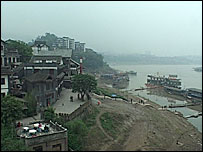 The Jialing at Ciqikou
