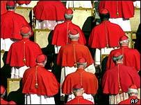 Grupo de Cardenales