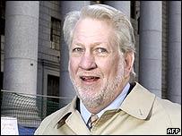Former Worldcom boss Bernie Ebbers