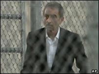 Stephen Caracappa in custody