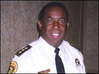 Acting NOPD Chief Warren Riley