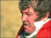 Wales and Lions legend Graham Price