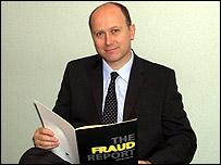Chris Hill of Norwich Union