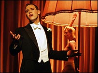 Will Young in Mrs Henderson Presents