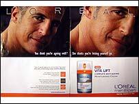 L'Oreal advert