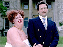 Little Britain stars Matt Lucas and David Walliams