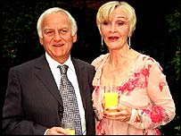 Sheila Hancock and John Thaw