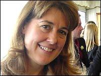 Juliet Colman, representante en el Reino Unido de UNIFEM (Fondo de la ONU para el  Desarrollo de la Mujer)