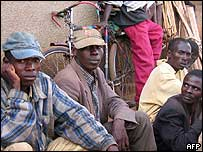 Rwandan Hutus in Burundi