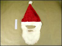 Hat worn by knifeman
