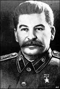 Josef Stalin whose reputation some want to mend