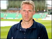 Sussex director of cricket Peter Moores