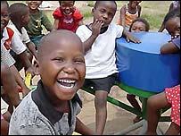 Roundabout children