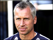 West Ham boss Alan Pardew