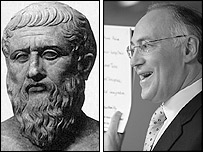 Plato and Michael Howard
