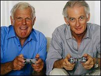 Older games players