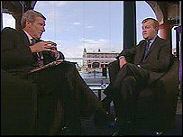 Jeremy Paxman interviews Charles Kennedy