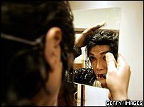 Michael Jackson impersonator Navi