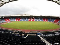 Hampden Park, Glasgow