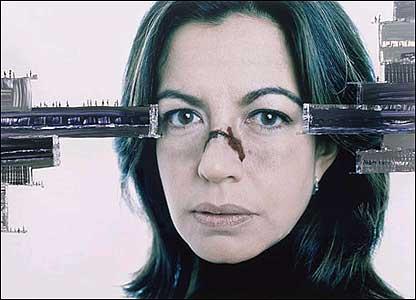 La periodista Angels Barceló (A.Marcos/I. Hidalgo)