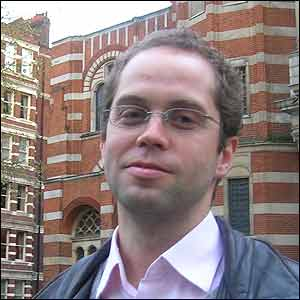 Julian Borthwick, 33
