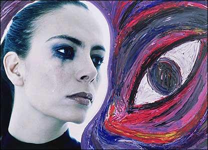 La cantante mexicana Sasha Sokol (A.Marcos/I. Hidalgo)