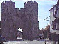 Canterbury's Westgate