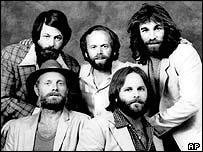 The Beach Boys in 1979