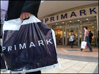 Primark shopper