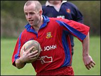 Karl Rees, Penallta's top try scorer
