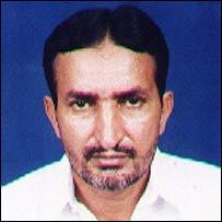Amna's father