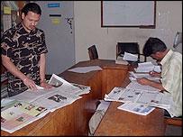 Radio Sagarmatha newsroom