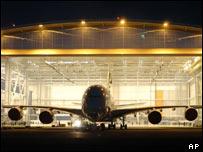 Airbus A380, AP