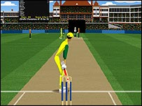 Stick Cricket website