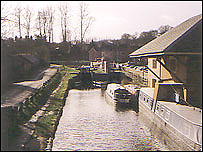 Montgomery Canal at Welshpool