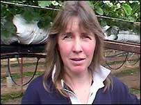 Joanne Best will be picking fruit for supermarket order