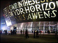 Wales Millennium Centre