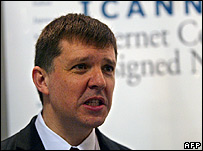 Paul Twomey, ICANN CEO and president