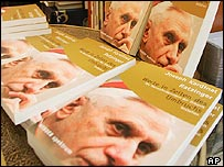 Pope Benedict XVI's book, Values in a Time of Upheaval