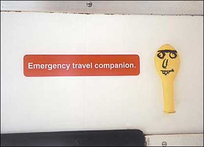Emergency travel companion