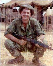 Jim Doyle pictured in Vietnam