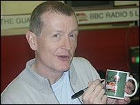 Snooker legend Steve Davis